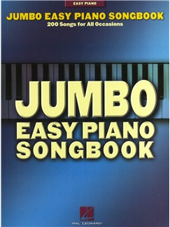 Jumbo Easy Piano Songbook - 200 Songs For All Occasions Books | Piano