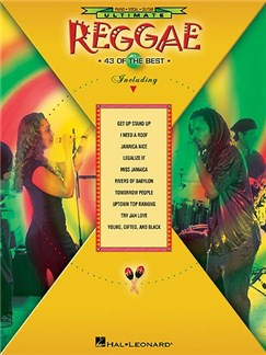 Ultimate Reggae: 42 Of The Best Books | Piano, Vocal & Guitar