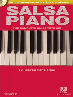 Hector Martignon: Salsa Piano Books and CDs | Keyboard