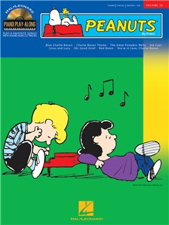 Piano Play-Along Volume 33: Peanuts Books and CDs |