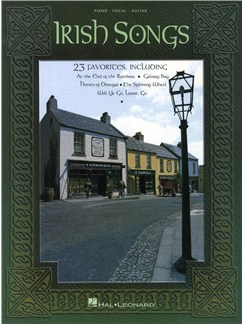 Irish Songs (PVG) Livre | Piano, Chant et Guitare