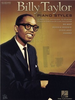 Billy Taylor: Piano Styles Books | Piano