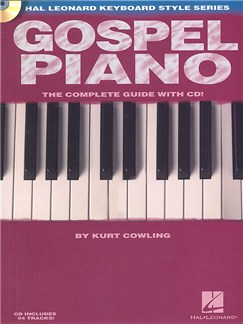 Kurt Cowling: Gospel Piano Books | Piano