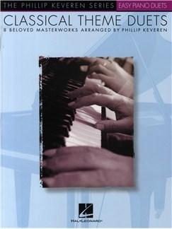 Classical Theme Duets: Easy Piano Books | Piano