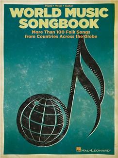 World Music Songbook Books | Piano, Vocal & Guitar