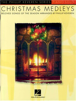 Christmas Medleys - Piano Solo Books | Piano