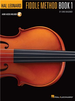 Hal Leonard Fiddle Method - Book 1 (Book/Online Audio) Books and Digital Audio | Violin