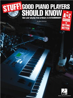 Stuff! Good Piano Players Should Know (Book And CD) Books and CDs | Piano
