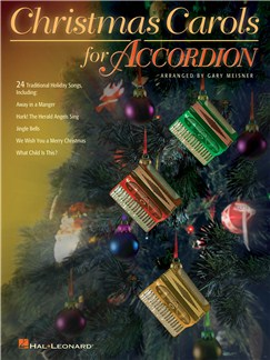 Christmas Carols For Accordion Livre | Accordéon