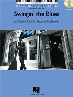 Eugenie Rocherolle: Swingin' The Blues Books and CDs | Piano