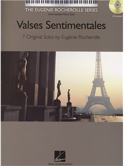 Eugénie Rocherolle: Valses Sentimentales Books and CDs | Piano