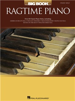 The Big Book Of Ragtime Piano Books | Piano