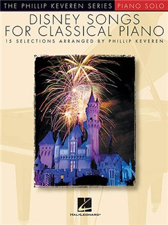 Disney Songs For Classical Piano Books | Piano