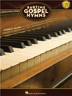 Ragtime Gospel Hymns - Piano Solo Books | Piano