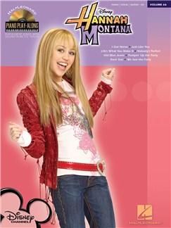 Piano Play-Along Volume 66: Hannah Montana Books and CDs | Piano, Vocal & Guitar