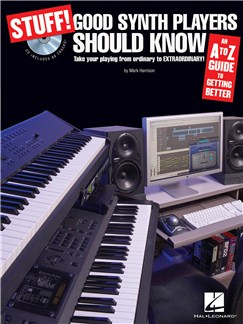 Mark Harrison: Stuff! Good Synth Players Should Know Books and CDs | Synthesiser