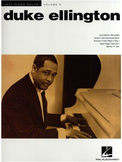 Jazz Piano Solos Volume 9: Duke Ellington Books | Piano