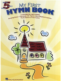 My First Hymn Book - Five Finger Piano Books | Piano