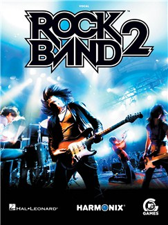 Rock Band 2 - Vocal Lead Sheets Books | Voice