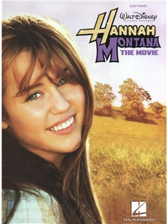 Hannah Montana: The Movie (Easy Piano) Books | Piano
