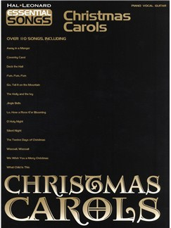 Essential Songs: Christmas Carols Books | Piano, Vocal & Guitar