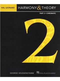 Hal Leonard Harmony & Theory - Part 2: Chromatic Books |