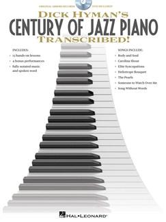 Dick Hyman's Century Of Jazz Piano Transcribed! Books | Piano