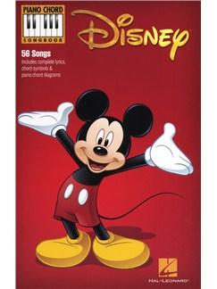 Piano Chord Songbook: Disney Books | Lyrics & Piano Chords