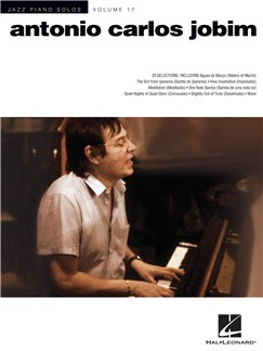 Jazz Piano Solos Volume 17: Antonio Carlos Jobim Books | Piano