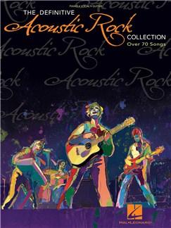 Definitive Acoustic Rock Books | Piano, Vocal & Guitar