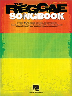 The Reggae Songbook Books | Piano, Vocal & Guitar