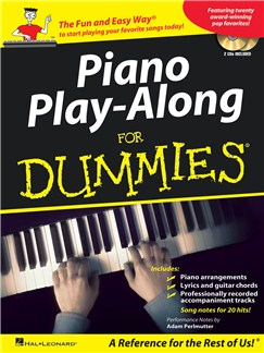 Piano Play-Along for Dummies Books and CDs | Piano