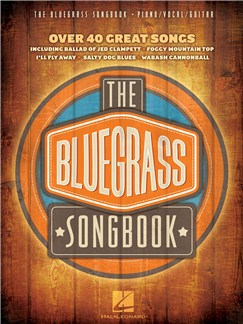 The Bluegrass Songbook Books | Piano, Vocal & Guitar