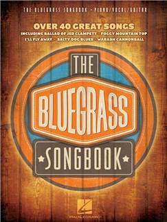 The Bluegrass Songbook Buch | Klavier, Gesang & Gitarre