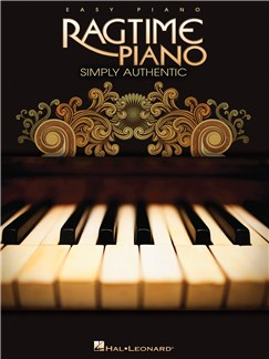 Easy Ragtime Piano - Simply Authentic Livre | Piano, Piano Facile