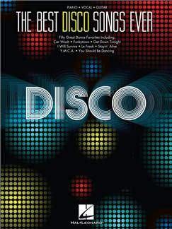 The Best Disco Songs Ever Books | Piano & Vocal, Guitar