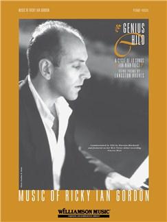 Genius Child - Music Of Ricky Ian Gordon Books | Piano, High Voice & Guitar