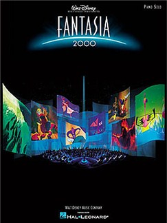 Fantasia 2000 Piano Solo Books | Piano