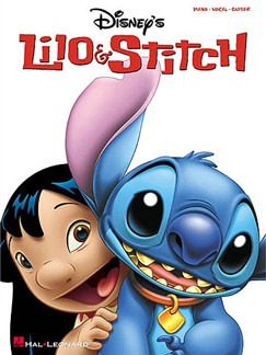 Disney's Lilo And Stitch Books | Piano and vocal with guitar chord symbols and boxes