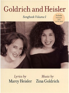 Goldrich and Heisler Songbook Volume 1 Books | Piano, Vocal & Guitar