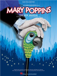 Mary Poppins: The Musical - Vocal Selections (PVG) Books | Piano, Vocal & Guitar