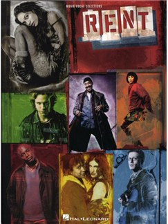 Rent: The Movie - Vocal Selections Books | Piano, Vocal & Guitar