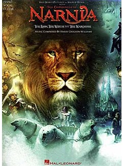 The Chronicles Of Narnia - The Lion, The Witch And The Wardrobe Livre | Piano, Chant et Guitare
