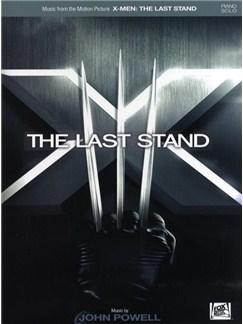 John Powell: X-Men - The Last Stand Books | Piano