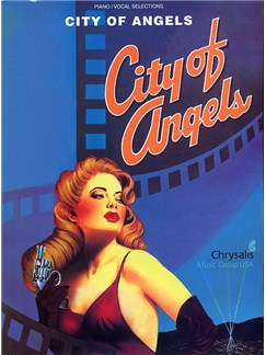 Cy Coleman: City of Angels - Vocal Selections Books | Piano, Vocal & Guitar