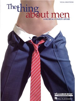 Jimmy Roberts: The Thing About Men (Vocal Selections) Books | Piano, Vocal & Guitar