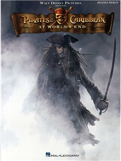 Pirates of The Caribbean - At World's End (Piano Solo) Livre | Piano