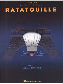 Michael Giacchino: Disney Pixar's Ratatouille Books | Piano