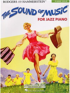 The Sound Of Music For Jazz Piano Books | Piano (with Chord Symbols)