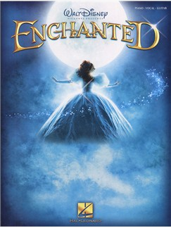 Enchanted: PVG Songbook Livre | Piano, Chant et Guitare
